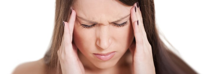 see the best chiropractor in Okemos for headache relief